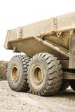 轮胎卡车 库存照片
