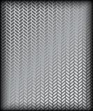 轮胎的无缝的跟踪。 向量 图库摄影
