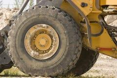 轮胎轮子 免版税库存照片