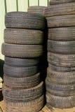 轮胎 免版税图库摄影