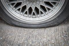 轮胎 图库摄影
