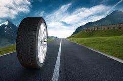 轮胎 免版税库存图片