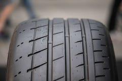 轮胎 免版税库存照片