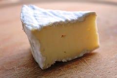 软制乳酪乳酪幻灯片  免版税库存照片