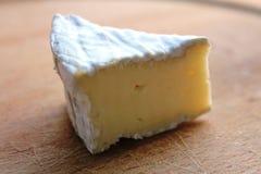 软制乳酪乳酪幻灯片  免版税库存图片