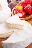 软干酪开胃小菜 免版税库存照片