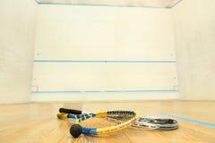 软式墙网球特写镜头 库存照片