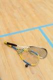 软式墙网球特写镜头 库存图片