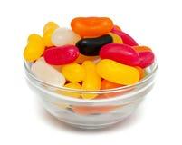 软心豆粒糖糖果 图库摄影