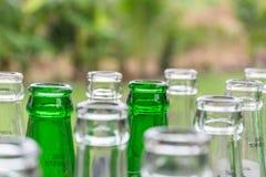 软瓶的饮料 免版税库存照片