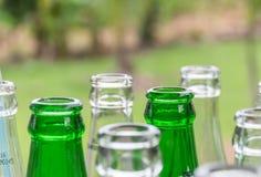 软瓶的饮料 免版税库存图片