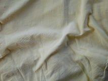 软的丝绸缎纹理,五颜六色的棉织物背景 免版税库存图片