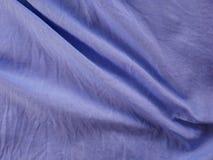 软的丝绸缎纹理,五颜六色的棉织物背景 免版税库存照片