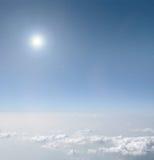 软的云彩 免版税图库摄影