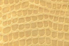 从软的室内装饰品纺织材料,特写镜头的黑暗的黄色背景 与模式的织品 库存照片