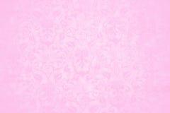 软的桃红色背景 免版税库存照片