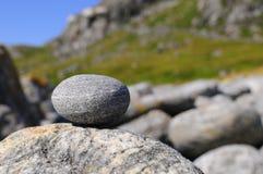 软的石头 免版税库存照片