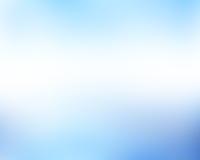 软的蓝色背景 库存照片