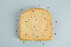 软的面包伏都教 图库摄影