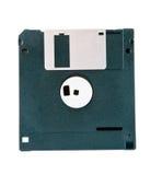 软盘在白色背景 图库摄影