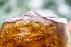 软饮料,甜点,干渴熄灭喝普遍 库存照片