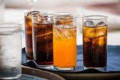 软饮料 免版税库存图片