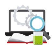 软件开发 库存例证