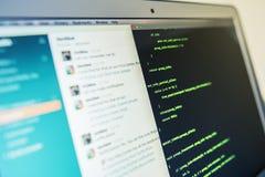 软件开发 免版税库存照片