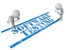 软件测试 向量例证