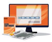 软件设计 免版税图库摄影