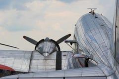 轰炸机 图库摄影