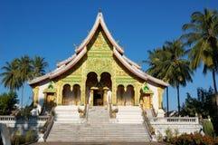 轰隆老挝luang pha prabang 免版税库存图片