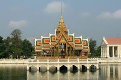 轰隆pa泰国 免版税库存照片