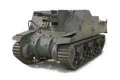 轻型坦克 免版税库存照片