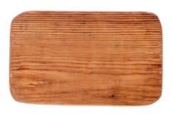 轻的木头老木牌  查出 免版税库存照片