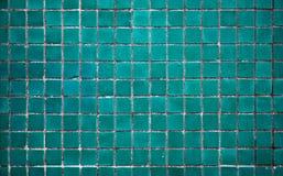 轻的瓦片绿松石 免版税图库摄影