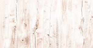 轻的白色作为背景的洗涤软的木纹理表面 难看的东西粉刷了木板条桌样式顶视图 库存照片