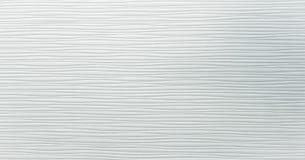 轻的白色洗涤了软的木纹理表面作为背景 难看的东西粉刷了被涂清漆的木板条桌样式顶视图 免版税库存照片