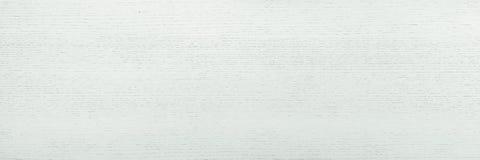 轻的白色洗涤了软的木纹理表面作为背景 难看的东西粉刷了被涂清漆的木板条桌样式顶视图 免版税图库摄影