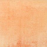 轻的纸红色纹理水彩 免版税库存图片
