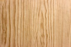 轻的纹理木头 图库摄影