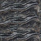 轻的软的黑作用大理石纹理 无缝的方形的backgrou 免版税库存照片