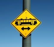 轻的铁路运输符号 库存图片