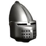 轻钢盔钢 免版税库存图片