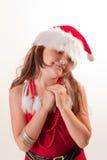 辅助工少许s圣诞老人 免版税库存图片