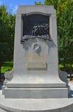 辅助的纪念碑勇敢de Notre贵妇人de雍容 免版税图库摄影