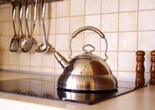 辅助部件厨房 免版税库存图片