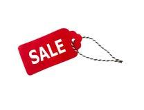 辅助部件方式销售额标签 石榴的疏散红色五谷 顶视图 免版税库存照片