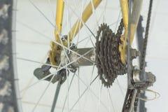 1辆自行车 免版税库存照片