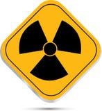 辐射危害 库存照片